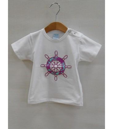 Camiseta Damasco