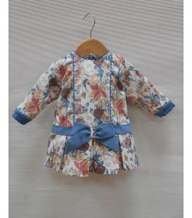 Vestido bebe rayitas