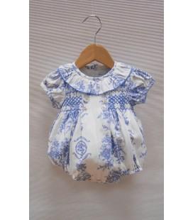 Vestido bebe smock
